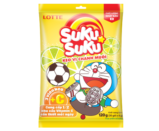 SukuSuku Candy launched