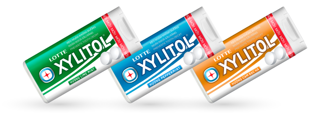 LOTTE XYLITOL Tablet launched