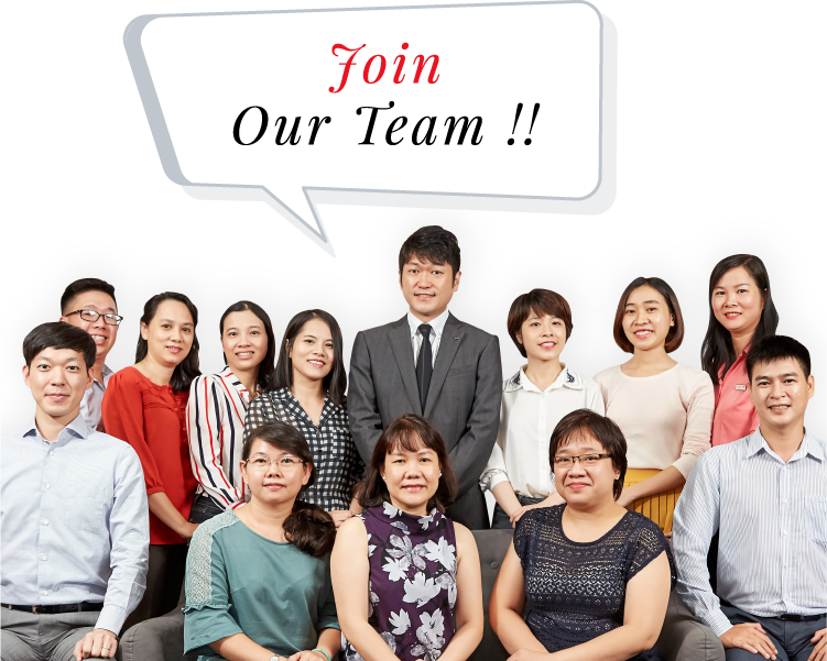 Join Our Team !!