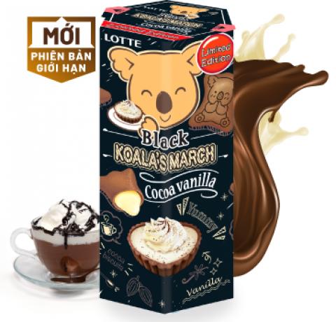 "Ra mắt bánh quy ""Koala's March Cacao hương Vani"""