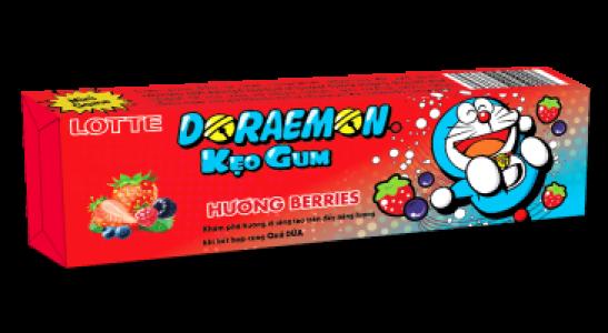 Kẹo gum hương vị biến hoá - mixed berries