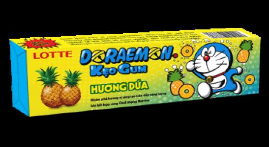 Kẹo gum hương vị biến hoá - Hương dứa