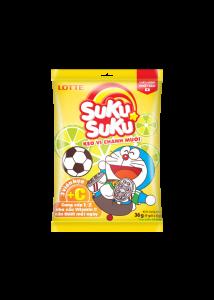 Kẹo SukuSuku chanh muối