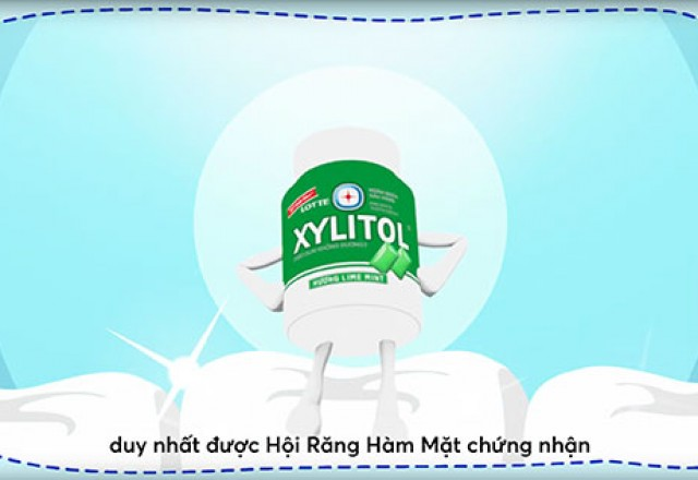 LOTTE XYLITOL Sugaless April 2020