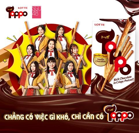 Phiên bản đặc biệt Toppo SGO48